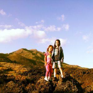 the kids will love Mount Batur Live Crater Morning Walk tour