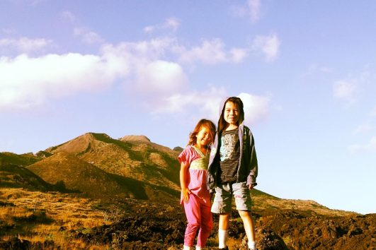the kids will love Mount Batur Live Crater Morning Walk tour