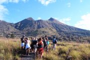 bring your friends on the Mount Batur Live Crater Morning Walk tour