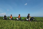 bali dirt bike tours arounf Bali's mountaings and jungle terrain. Come join us