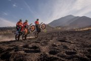 ride with your mates on bali best motorbike tour