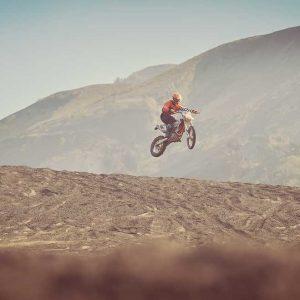 kintamani dunes on our motocross tours