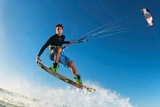 kitesurfing bali the leading tour specialist