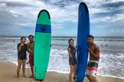 bali surf lessons for all your friends