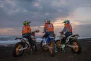 ride with your mates on the tabanan beach tour