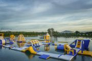 Bali wake park the quiet before the fun!