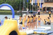 Bali wake park - challenge yourself at aqua land