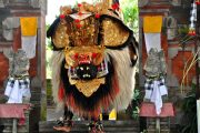 experience the traditional bali with the Barong and Keris Dance Show