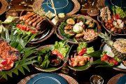 enjoy a Balinese feast
