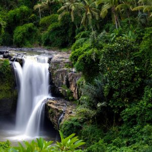 Tegenungan Waterfalls are a must see when you visit bali
