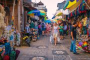 ubud market shopping is a must see when visiting bali