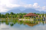 come and see the Tirta Gangga Water Palace in bali