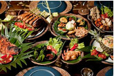 Traditional Balinese Lunch Buffet Tour
