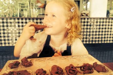 Bali Chocolate Factory Pod