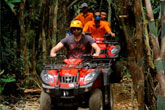 Jungle ATV Riding Tour